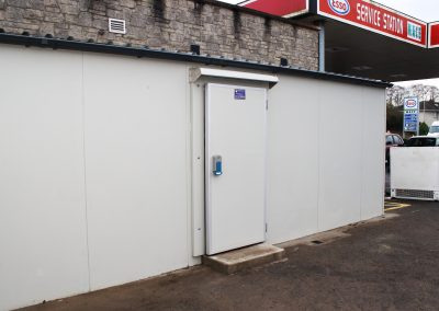 External Coldrooms for Filling Station