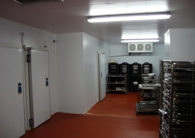 Kitchen Coldrooms for Hospital